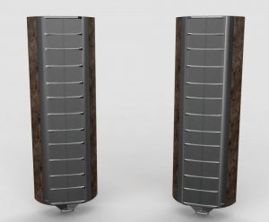 Wisdom LS3 and LS4 speaker systems
