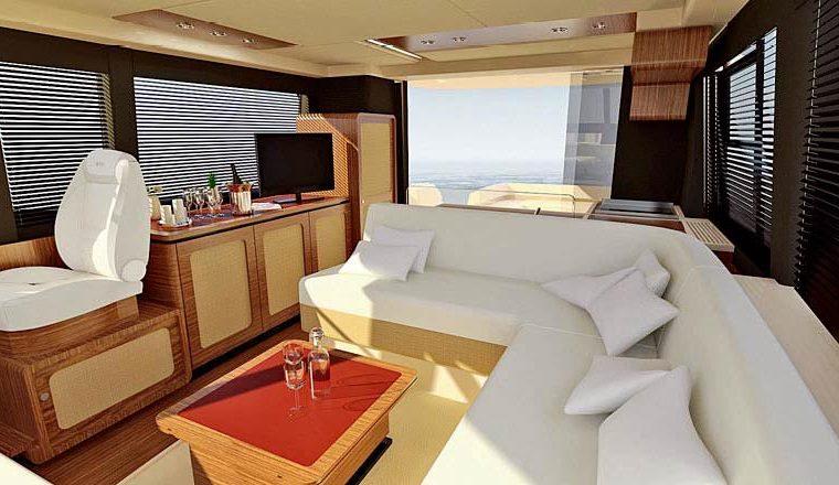 The Magellano 50 was Azimut Yachts star draw at Beirut Boat 2011