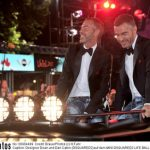 DSQUARED presents their exclusive Life Ball MINI 2011