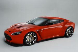 New Aston Martin V12 Zagato