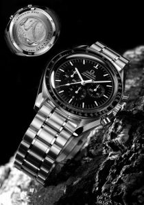 The legendary Omega Moon Watch
