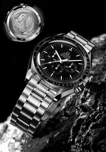 The legendary Omega Moon Watch