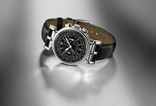 Milestone 1941 watch from the Omega Museum Collection