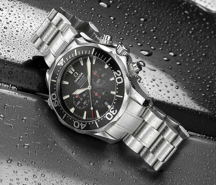 A luxurious look back at the OMEGA Seamaster Professional 300m watch