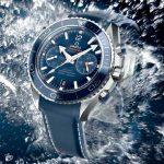 The Omega Seamaster Planet Ocean 45.50 mm Titanium Liquidmetal Chronograph