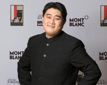 Opera Star Shenyang Becomes Montblanc Brand Ambassador 2