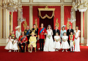 The Royal Wedding, wonderful luxurious pomp and ceremony 8