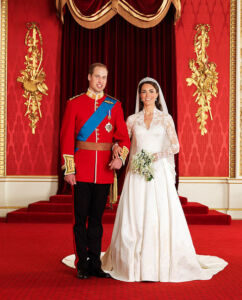The Royal Wedding, wonderful luxurious pomp and ceremony 7