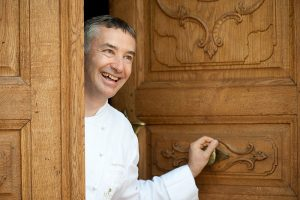Chef Roland Schmid is the Lufthansa Star Chef in July and August