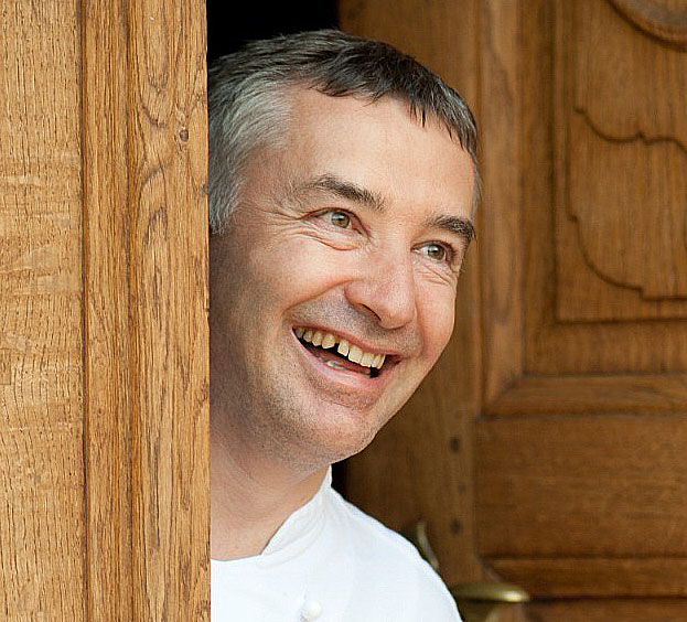 Chef Roland Schmid is the Lufthansa Star Chef in July and August 5