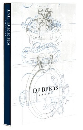 De Beers Book from Assouline available in Mid-July