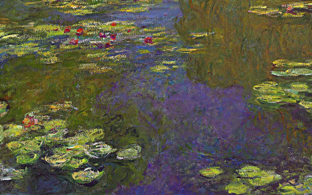 Nympheas by Claude Monet will be the highlight at the Christies Impressionist and Modern Art sale.