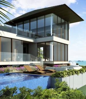 Conrad Koh Samui Resort and Spa slated to open in 2011