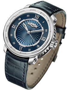 DeWitt Twenty-8-Eight Automatic watch in blue