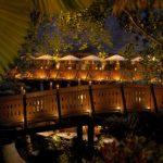 Di Atas Sungei Restaurant at Tanjong Jara Resort