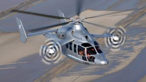 Eurocopter X3 hybrid helicopter