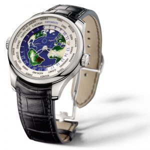 Girard Perregaux John Harrison watch from the world wide time control collection