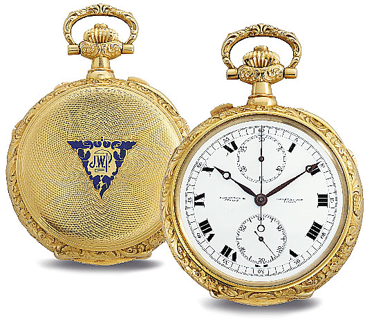 Vacheron Constantin Grand Complication pocket watch sells for $1,800,000 1