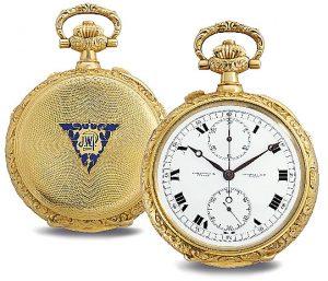Vacheron Constantin Grand Complication pocket watch sells for $1,800,000