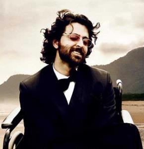 Hrithik took on perhaps his most challenging role as Qudraplegic former magician Ethan Mascarenhas in the movie 'Guzaarish'