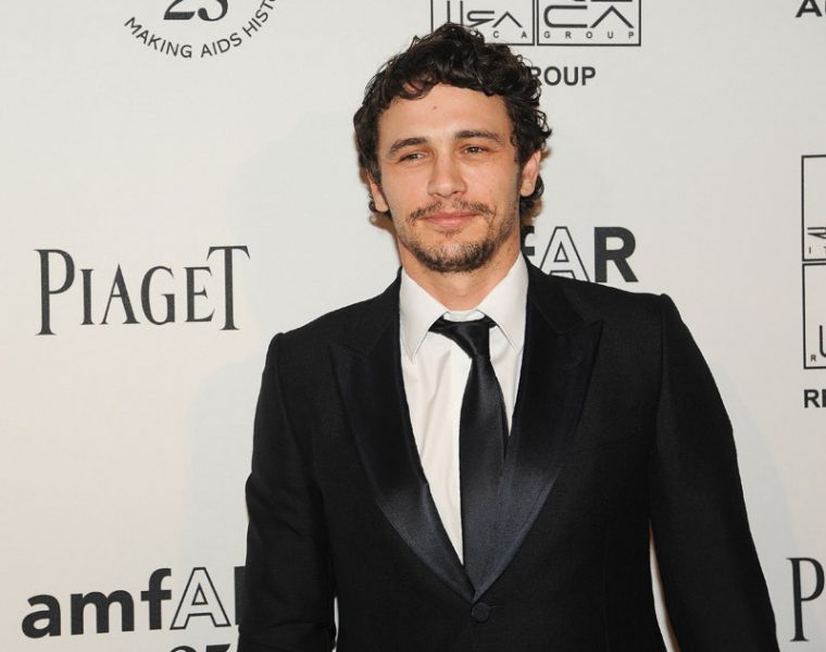 James Franco Receives Piaget Award of Inspiration at Inspiration Gala New York