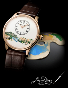 Jaquet Droz Petite Heure Minute and Only Watch 2011