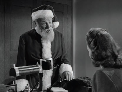 Edmund Gwenn's santa claus outfit from miracle on 34th street 10