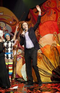The Beatles Love by Cirque Du Soleil celebrates Fifth Anniversay