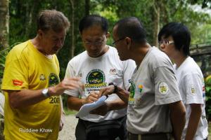 Rainforest Challenge 2011 Monsoon Season in the Malaysian Jungle.