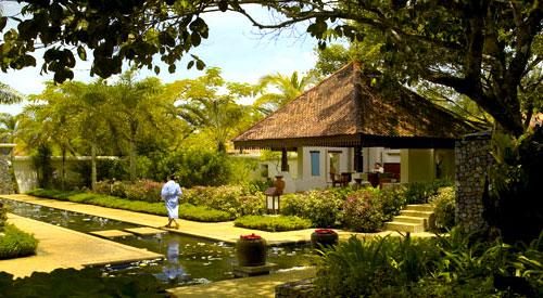 Spa Village at Tanjong Jara Resort