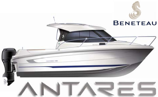 Beneteau Antares 7.80 Day Boat 6