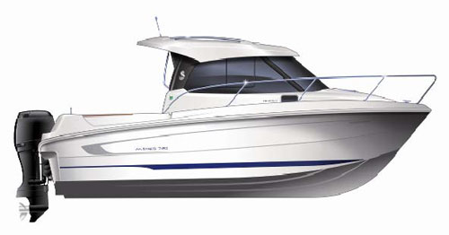 The Beneteau Antares 7.80 - The versatile day-boat par excellence!