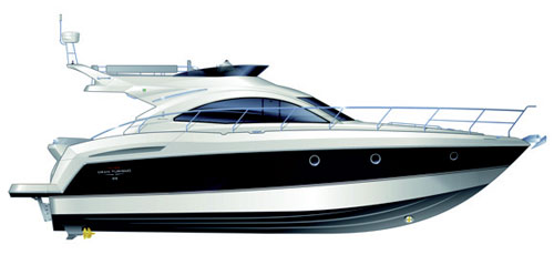 The Flyer Gran Tourismo 49 - A world of luxury and comfort