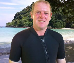 Dive Instructor Richard Smith talks about diving in Malaysia