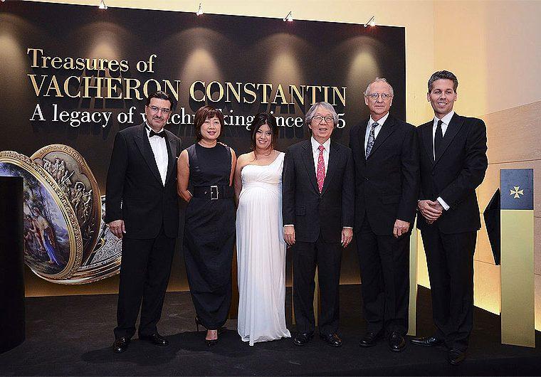 Treasures of Vacheron Constantin exhibition opens in Singapore 1
