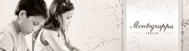 Montegrappa highlights the diminishing art of Cursive Handwriting