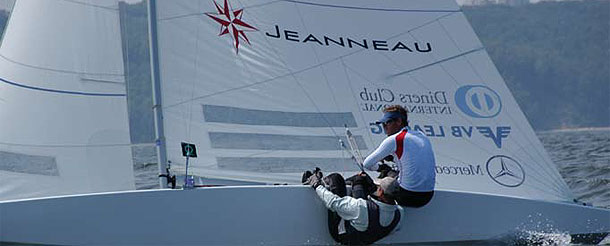 Jeanneau Aims for the Gold Medal at the 2012 Olympic Games in London