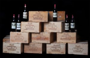 Christies Sale of Finest and Rarest Wines features spectacular Lafite Vertical