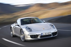 Introducing the new Porsche 911 Carrera: Tradition meets modernity
