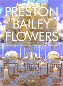 "Mr Wonderful - Preston Bailey launches his latest book ""Preston Bailey Flowers"""