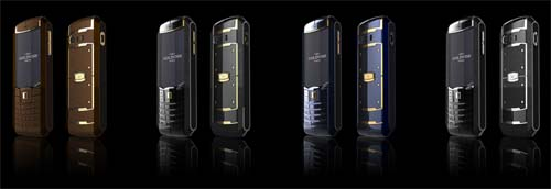 Goldvish launches the Equilibrium - The First Luxury Dual SIM mobile phone The Ultimate Balance in business and personal communication