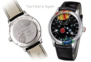 Van Cleef & Arpels takes part in the «Only Watch» charity auction