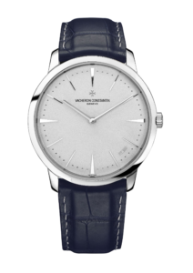 The Collection Excellence Platine, launched in 2006, welcomes a new model stemming from the elegant Patrimony Contemporaine line. The Patrimony Contemporaine self-winding watch is available for the first time in a 42 mm diameter, issued in a very limited edition of 150.