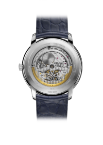 Governed by the same spirit of excellence, this gleaming 'jewel box' was bound to house a remarkable mechanical gem – and such is indeed the case with the legendary Calibre 1120