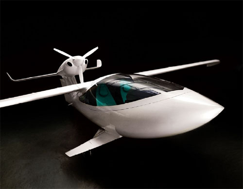 LISA Airplanes unveils a unique light airplane able to land on either ground, water or snow