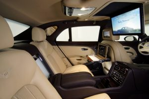 Bentley Mulsanne Executive Interior Concept debuts at International Automobile Exhibition