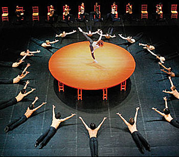 Montres Breguet is the principal sponsor of Béjart Ballet Lausanne on its Asian tour