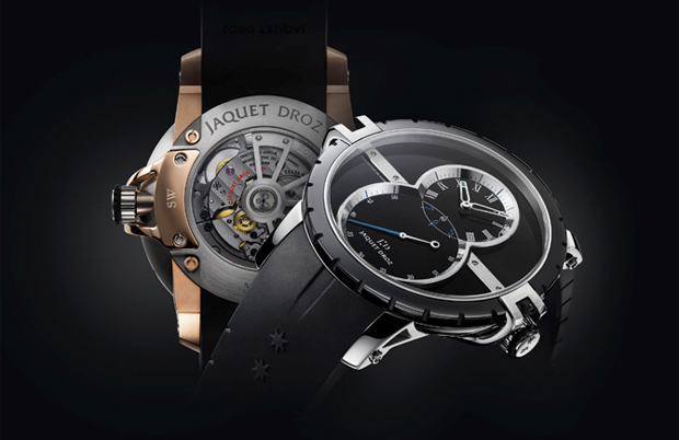 Jaquet Droz introduces the sleek, avante-garde design Grande Seconde Quantieme