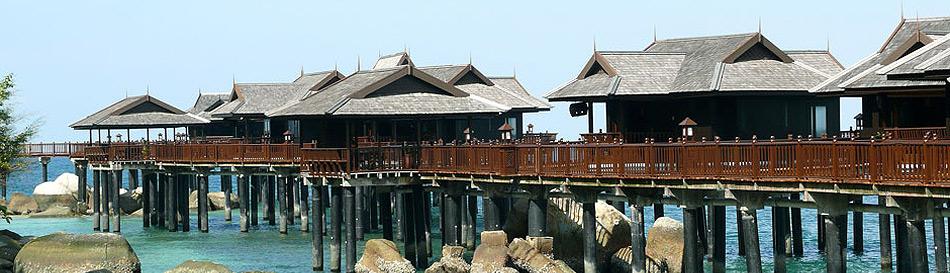 Luxurious Magazine visits Pangkor Laut Resort