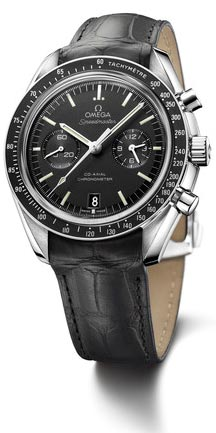 The Omega Speedmaster Co-Axial Chronograph calibre 9300 Moon Watch